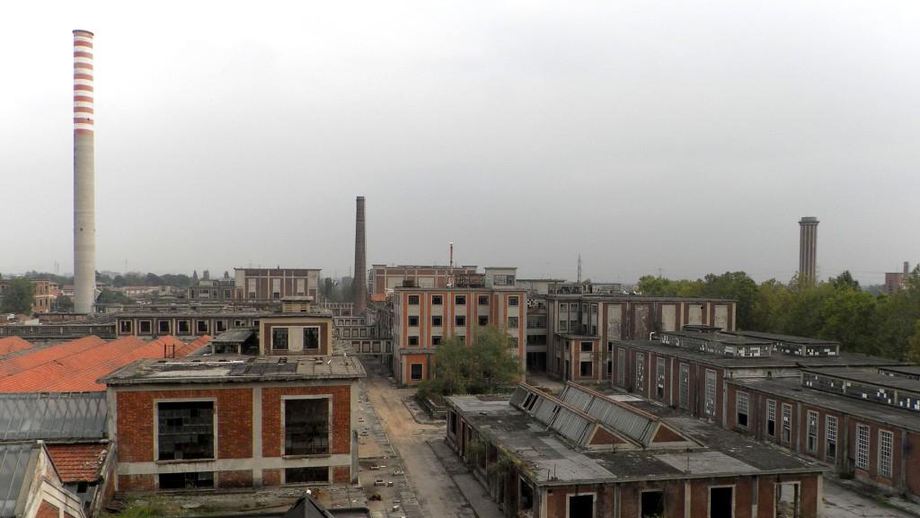 Fondi anche all ambiente nelle aree industriali dismesse - Piscina di varedo ...