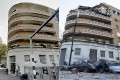 CRONACA: Roma, il crollo del palazzo al Flaminio. Quinto piano, la miccia delle mura demolite