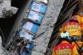 INGEGNERIA: Lattine d'olio al posto del cemento nei palazzi crollati a TAIWAN a causa del terremoto