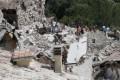 """TERREMOTO: l'INGV conferma tesi del geologo Unicam, """"Terremoto partito dalla faglia del Vettore"""""""