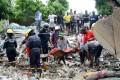 CRONACA: Mozambico, crolla 'montagna' di rifiuti, 17 morti