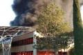 "CRONACA: Gigantesco incendio divora l'azienda Tontarelli, nube alta decine di metri """
