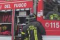 """CRONACA: Incendio Tontarelli Castelfidardo, titolare in lacrime. """"Ricostruiamo tutto"""""""