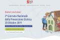 Le piazze protagoniste della Giornata nazionale della prevenzione sismica